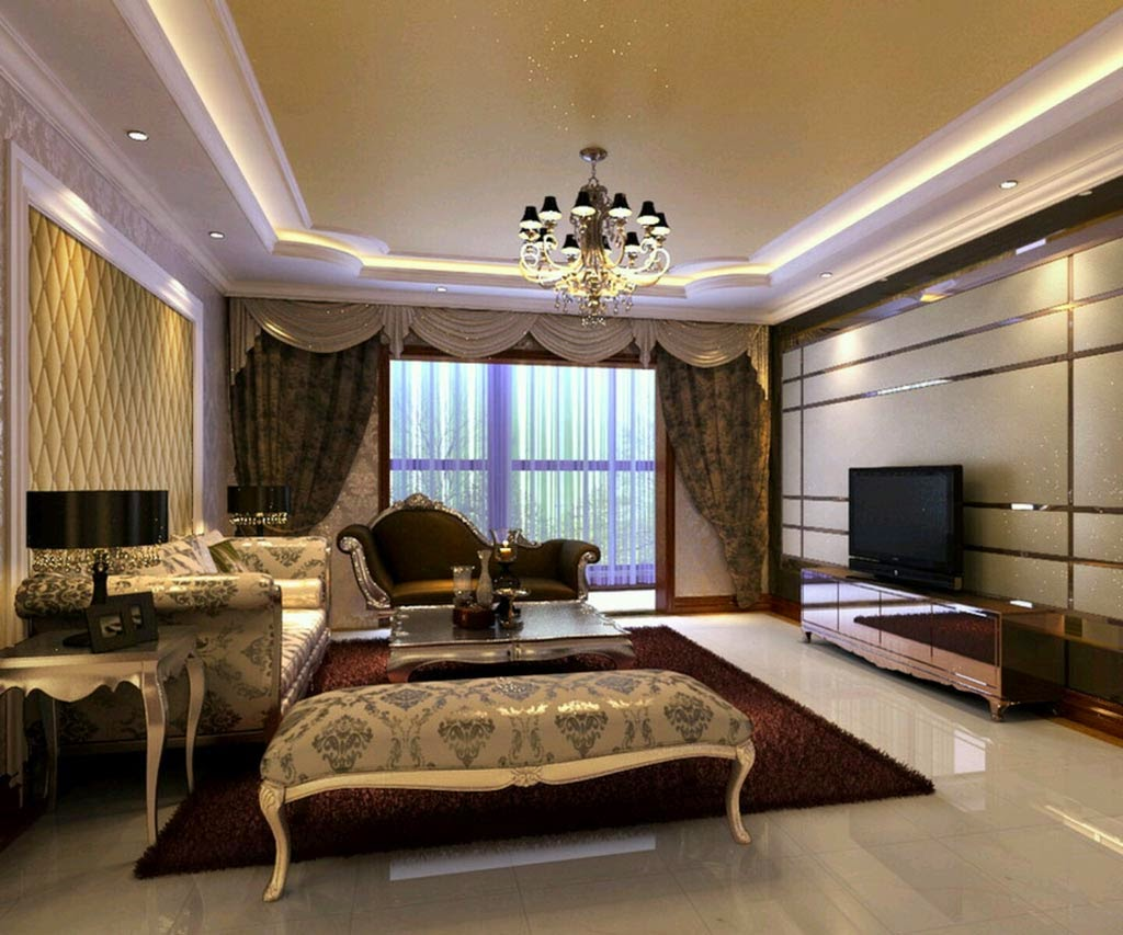 luxurious home decor - home interior decorating