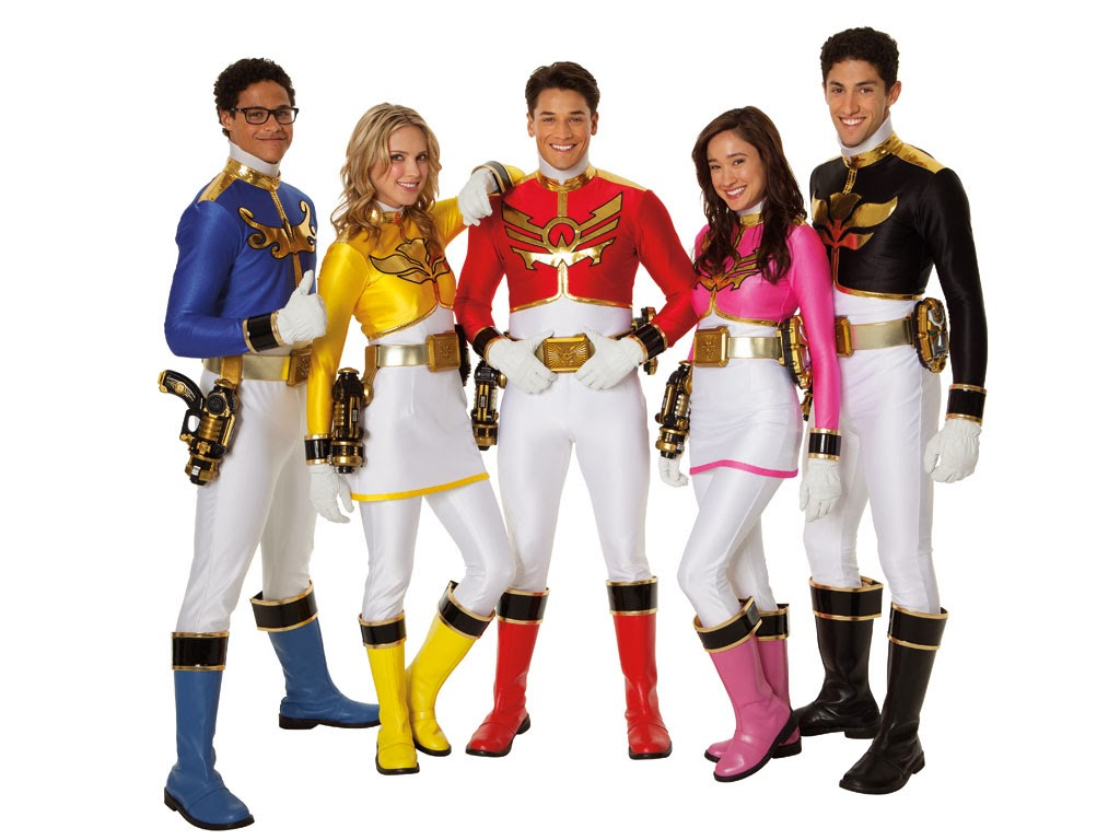 power of rangers