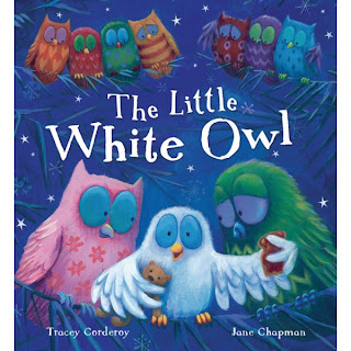Owl books and coordinating crafts