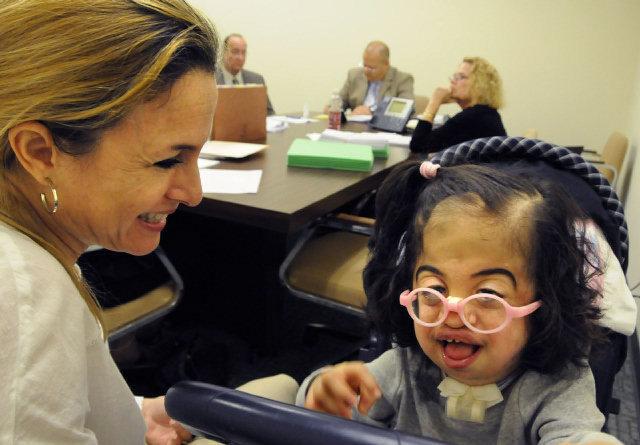 Developmentally Disabled Children >> Developmental Disabilities In The News 2012