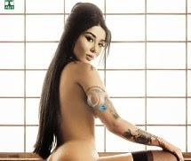Natalia Inoue Playboy Brasil Setembro 2014