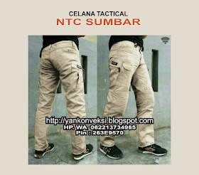 CELANA TACTICAL  BLACK HAW