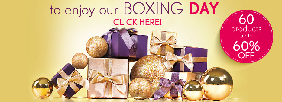 Yves Rocher Boxing Day Sale!