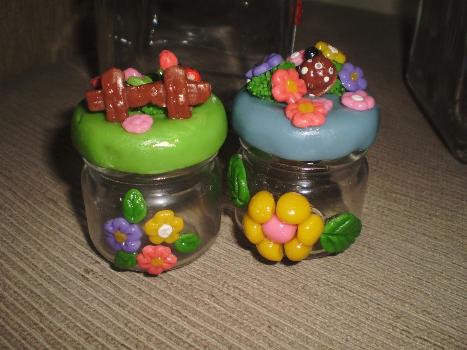 #C09D0B Vidros decorados com biscuit ~ Fofurices de Marcia e Clarice 1560 Vidros De Janelas Decorados