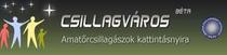 Csillagváros közösségi honlap