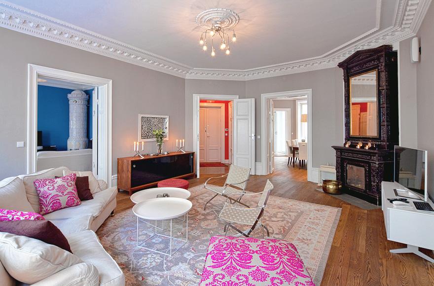 d coration int rieure contemporaine d cor de maison d coration chambre. Black Bedroom Furniture Sets. Home Design Ideas