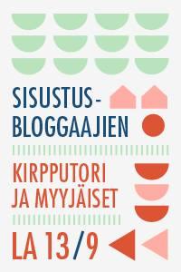 SISUSTUSBLOGGAAJIEN KIRPPUTORI & MYYJÄISET