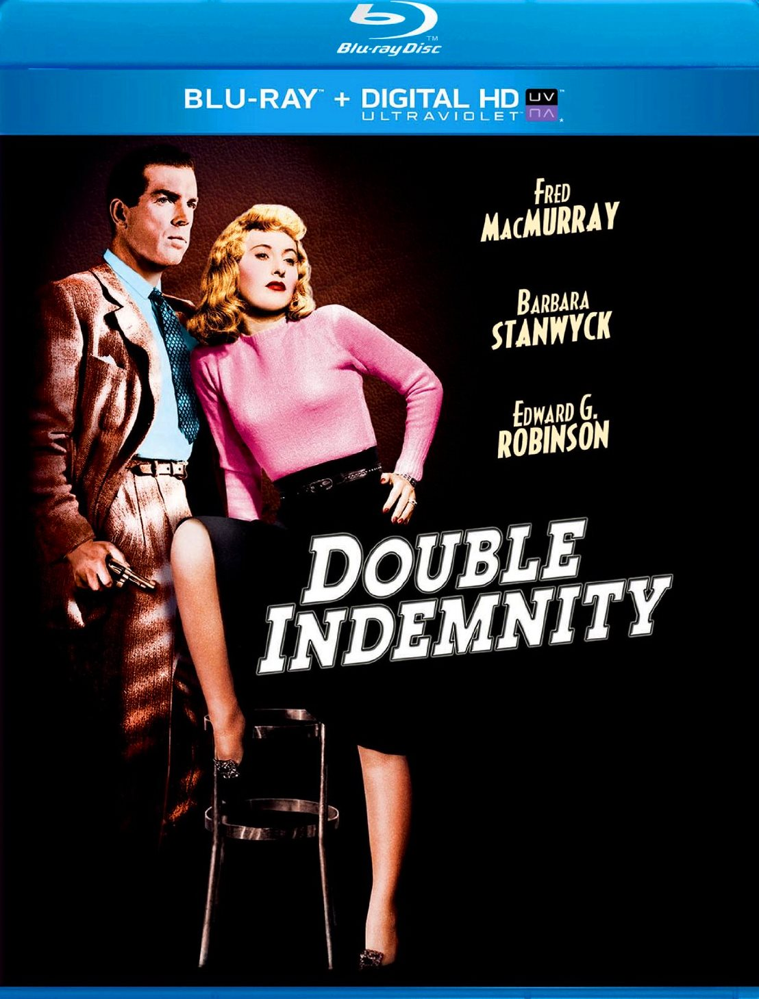 review of double indemnity The movie review: 'out of the past'  protagonist (exceptions such as fred  macmurray's nervous patter in double indemnity notwithstanding),.