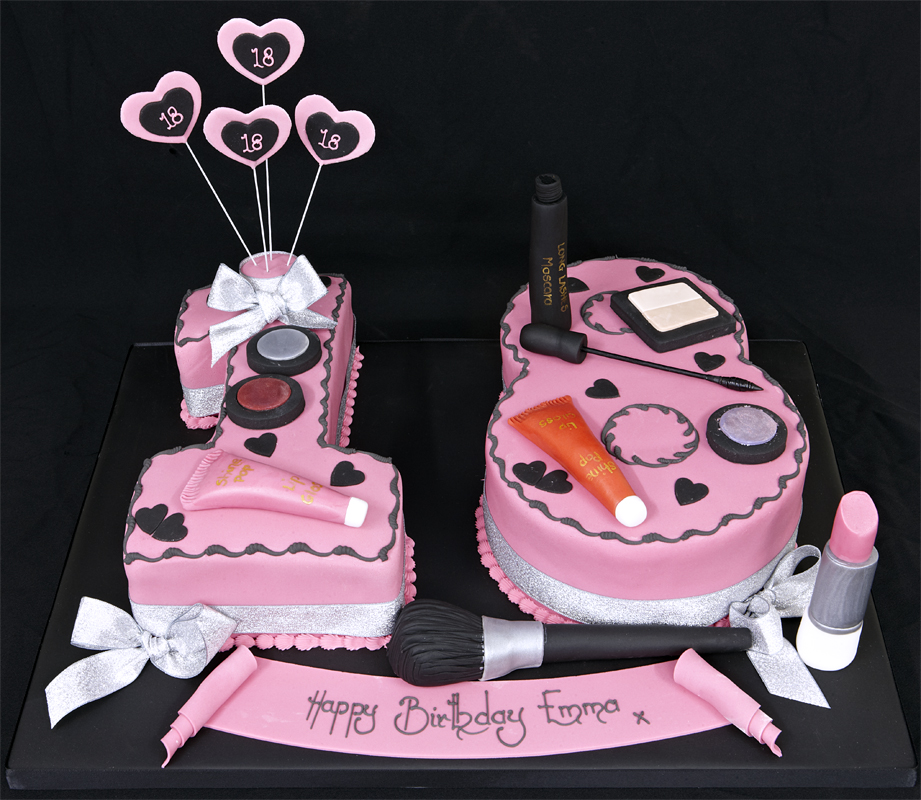 18th Birthday Ideas! (cakes!)