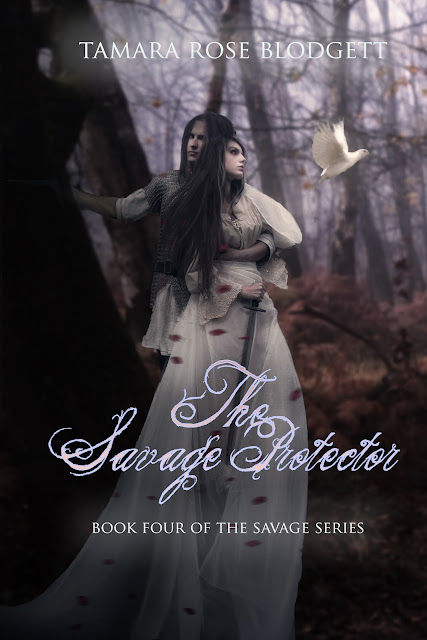 Cover Reveal: Savage Protector by Tamara Rose Blodgett