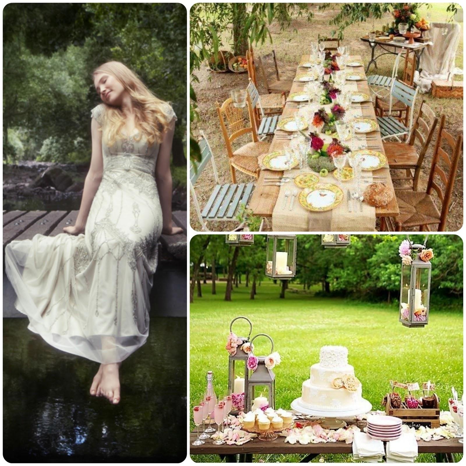 Matrimonio Tema Natura : Le nozze di livia natural chic