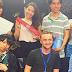 Tom Felton visita o parque de Harry Potter no Japão