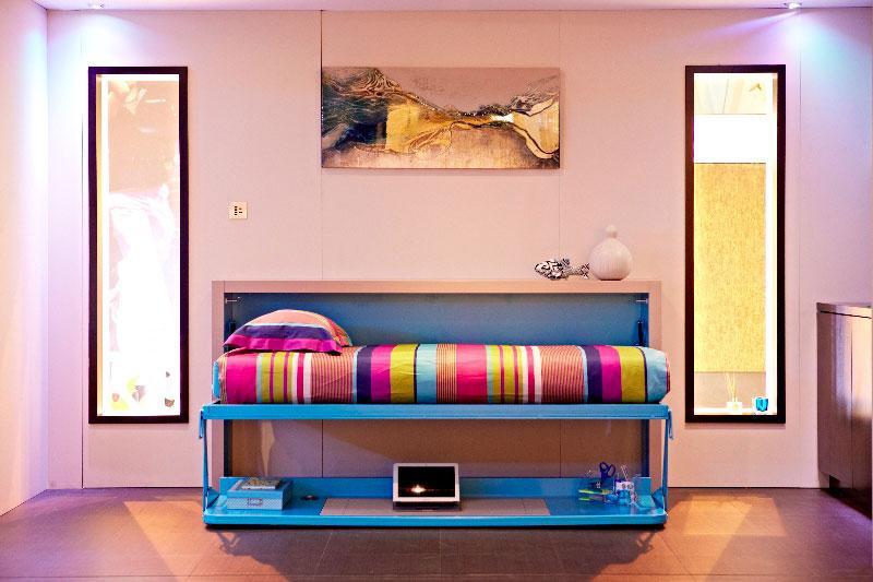 Bedroom Interior Design With Almirah