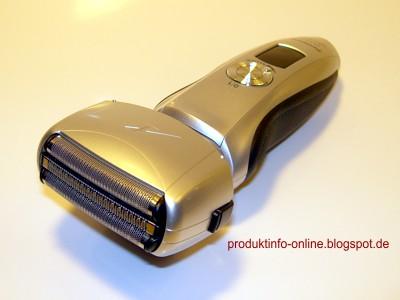 Rasieraparat Panasonic mit Linearmotor