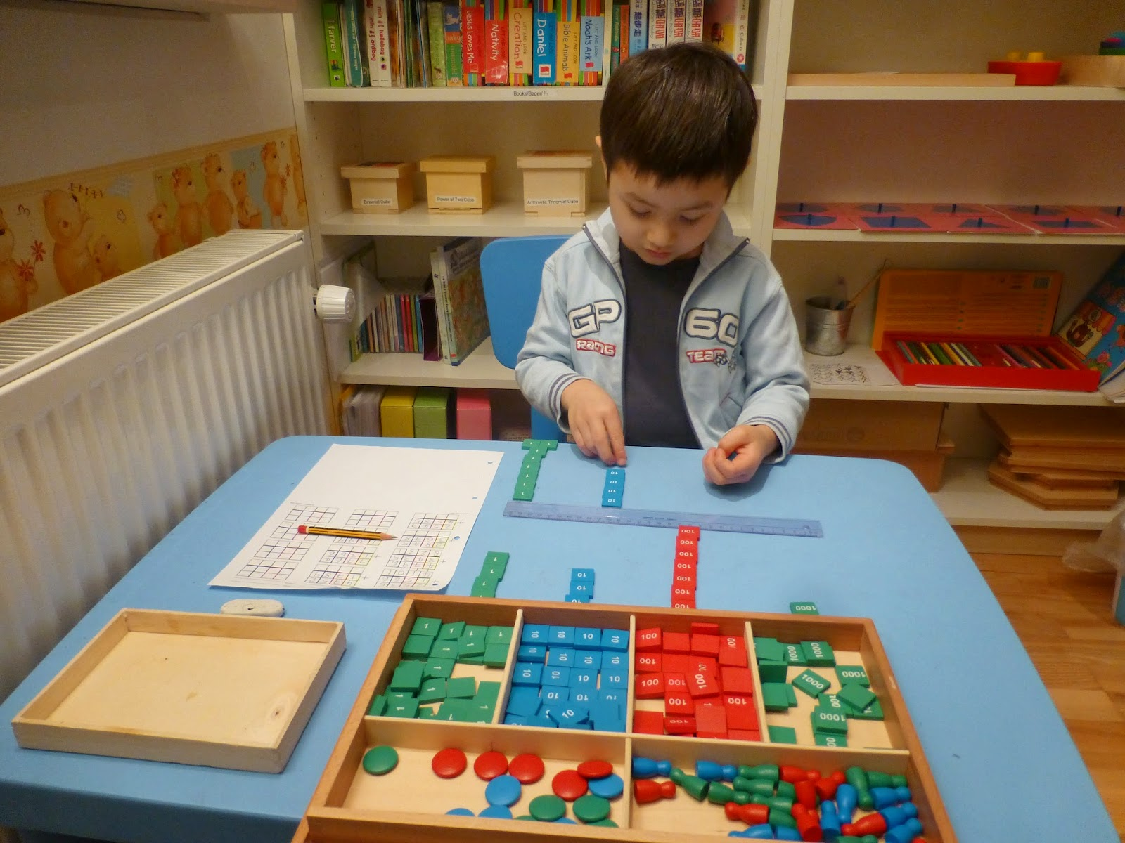 importance of maths in montessori Home » programs » montessori parent education » montessori - the prepared environment montessori - the prepared environment part seven of a nine part series of montessori parent education newsletters.