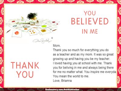 The Library Voice: A Very Special Teacher Appreciation ...