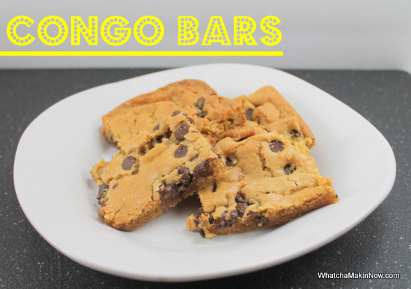 congo bars