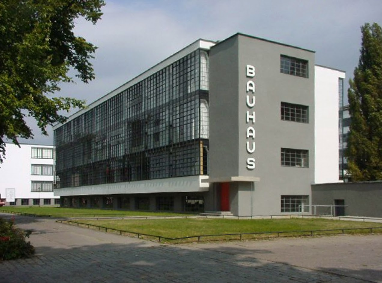 Bauhaus Charlottenburg unit 3 contextual and cultural referencing in and design