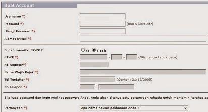 cara daftar npwp online,npwp online pribadi,cara buat npwp lewat internet,npwp baru online,cara daftar npwp online kaskus,npwp online karyawan,