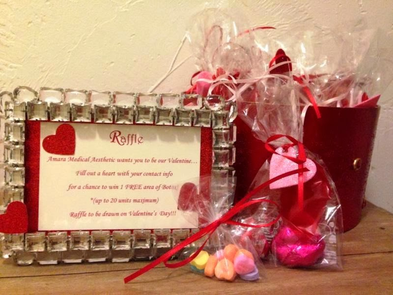 Amara Medical Aesthetics Valentine S Day Raffle