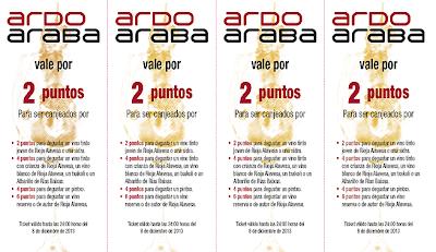 ArdoAraba 2013. La gran fiesta enogastronómica de Vitoria-Gasteiz.