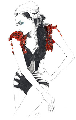 Angie Rehe illustration