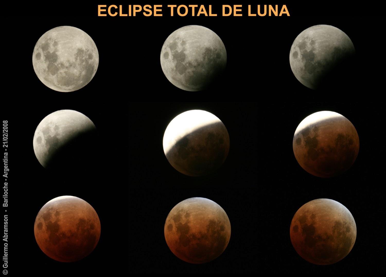 La sombra del mundo eclipse lunar for En que luna estamos