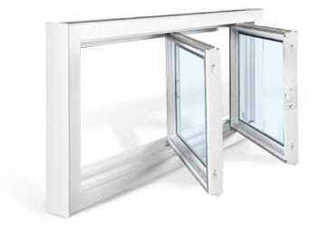 what are ratings for the vinyl windows