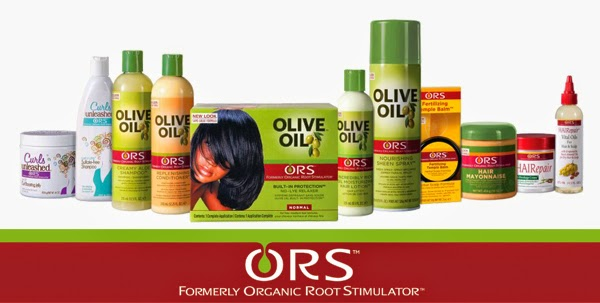 Ors Natural Hair Care Products