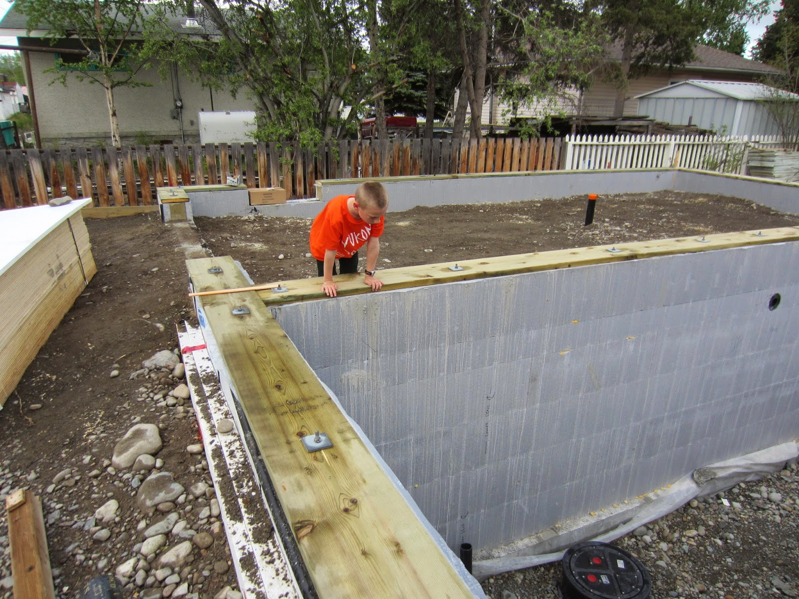 Old Way Of Seeing Supergreen Laneway House Construction