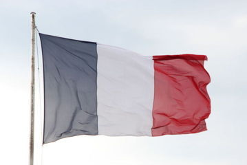 French Tricolor Flag