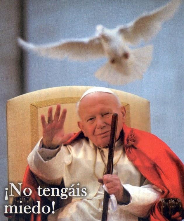 Mensaje San Juan Pablo II