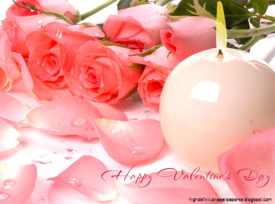 View Original Size Happy Valentine39s Day Red Rose Heart Shape Wallpaper
