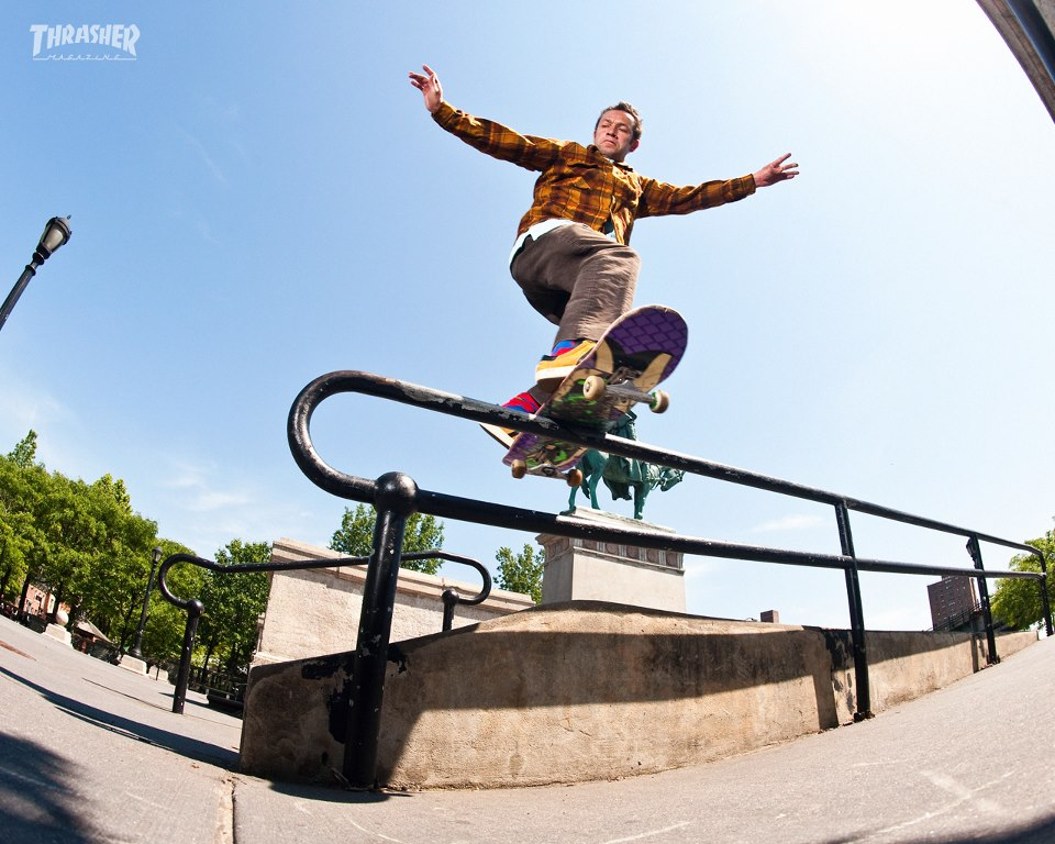 America S Best Blogger The Gonz A Life Of Skateboarding