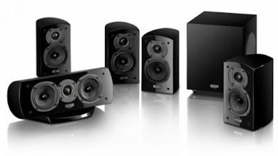 Quad Home Audio Systems