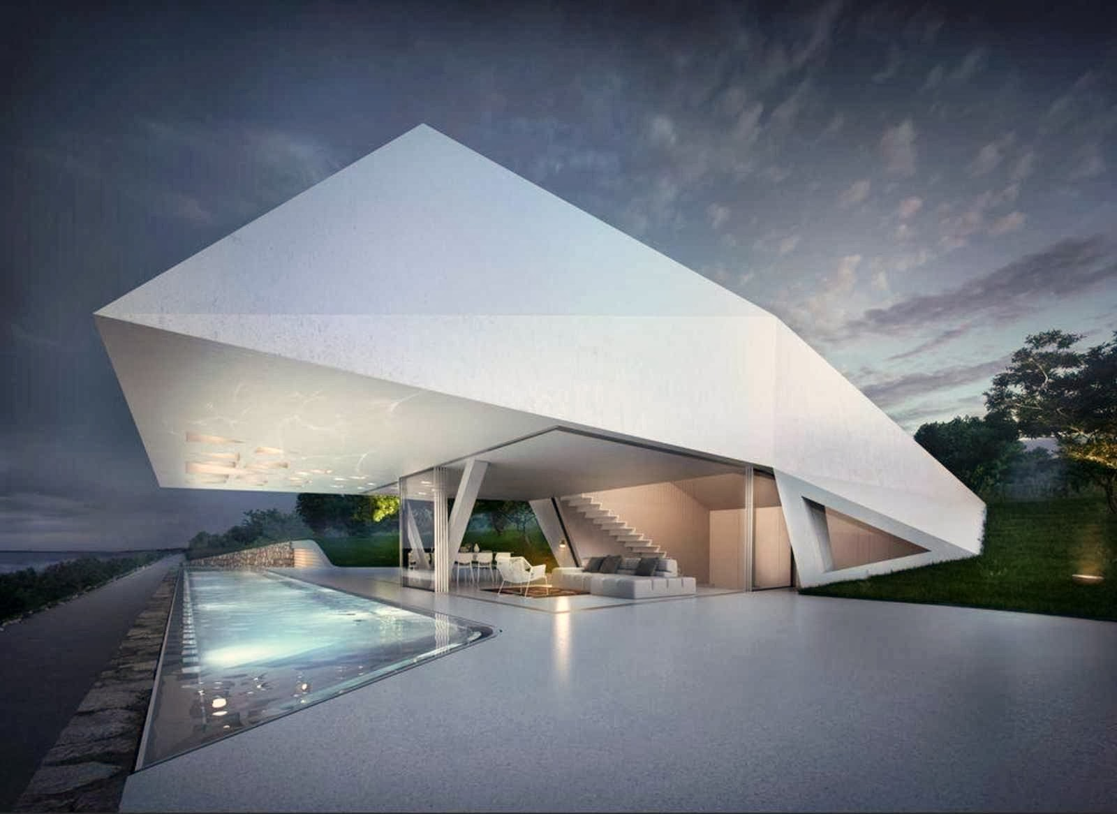 Villa F, Greece