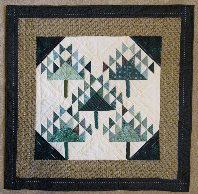 Love Growing in Tree's quilt by The Quilt Ladies.