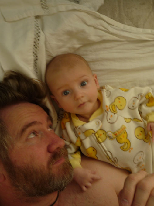 Tristan And Dad