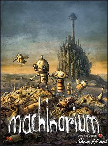 Machinarium - Game trí tuệ giải đố cực hay dành cho PC