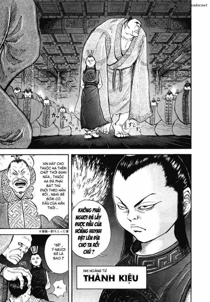 Kingdom - Vương Giả Thiên Hạ Chapter 4 page 8 - IZTruyenTranh.com