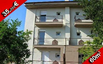 GRCKA NEKRETNINE - 35.000€ NEA PLAGIA - 60 m.kv.