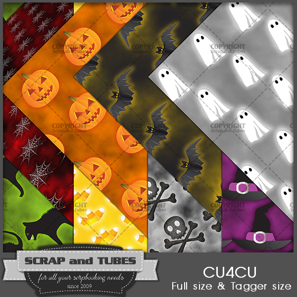 Halloween Papers 3 (FS/TS/CU4CU) .Halloween+Papers+3_Preview_S+and+T