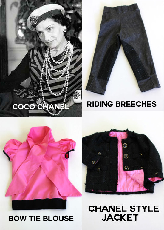 Kids riding pants  children's chanel jacket