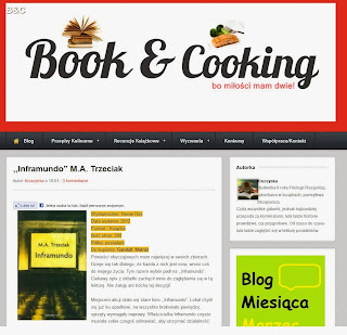 Book & Cooking