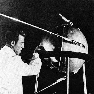 sputnik I soviet satellite