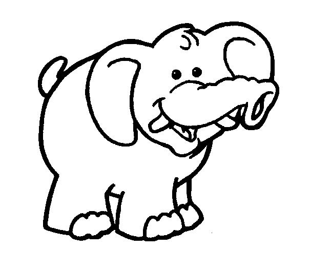 elephant coloring pages sheets pictures similar search keywords - Preschool Coloring Pages Animals