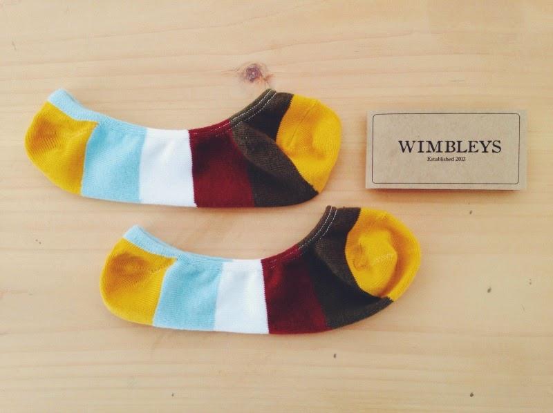 GIVEAWAY // wimbleys socks.