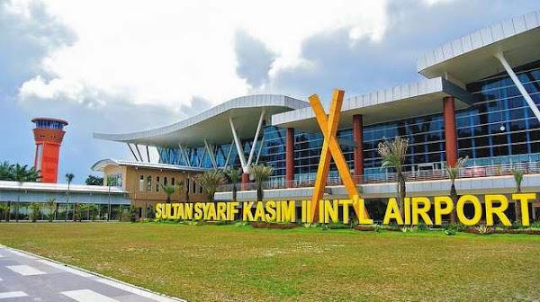 Hotel Bagus dekat Bandara Pekanbaru mulai Rp 100rb