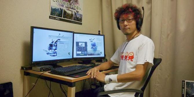 Moru-chan, Gamer yang Menghasilkan 112 Juta Dalam 3 Bulan