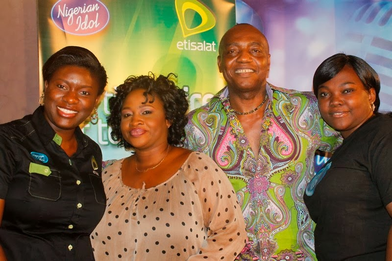 nigerian idol season 4 judges